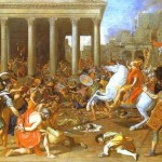 destruction-of-temple-Nicolas-Poussin