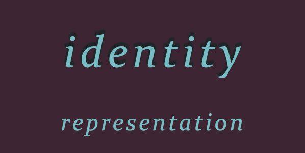 identity representation