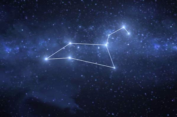 constellation of leo