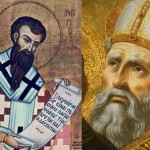 gregory of Nyssa and Augustine of hyppo