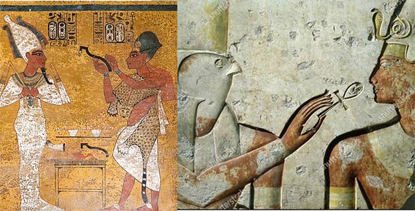 egyptian opening of the mouth ceremenoy