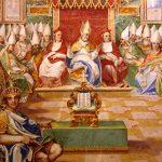nicene councilby Fresco in Capella Sistina, Vatican